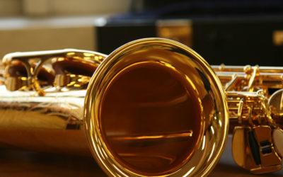Masterclass de Saxofone. Inscrições online.